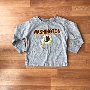 Washington Football Team Long Sleeve Shirt